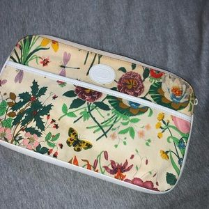 Gucci Floral clutch bag